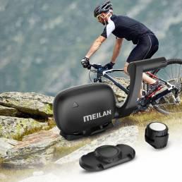 Meilan C3 Cadencia de velocidad Sensor bluetooth 4.0 ANT + Transmisor de frecuencia inalámbrico para teléfono Bicicleta