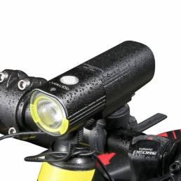 GACIRON1000LMluzdela bicicleta luz delantera del manillar 4500mAh IPX6 Impermeable LED luz