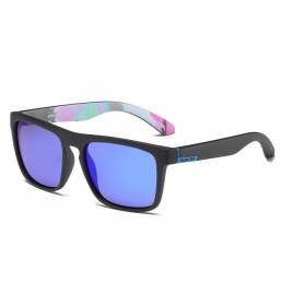 DUBERY D731 Polarized Gafas Anti-UV al aire libre Sport Sunglasses Bicicleta Bicicleta Ciclismo Moto