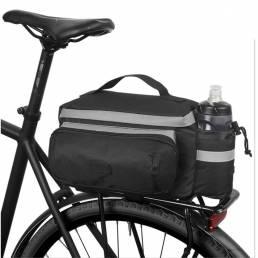 Bicicleta de gran capacidad Bolsa con correa de mano Almacenamiento de ciclismo Equipaje Cesta de transporte Asiento de