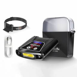 Warsun COB Motion Sensor Linterna frontal superbrillante 3 modos 175 ° ajustable recargable ligero Sombrero Lámpara cicl