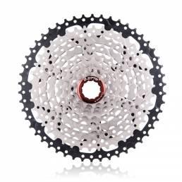 ZTTO CNC 9 velocidades 50T Cassette palanca de cambios de bicicleta desviador trasero MTB bicicleta de montaña rueda lib