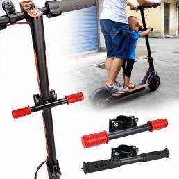 BIKIGHT Scooter Eléctrico con mango para niños plegable ajustable reposabrazos de bicicleta manillar para scooter M365