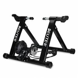 DETER MT01 20-22 pulgadas Plegable Alambre Control Bicicleta Entrenador Rodillo Estante de ciclismo Bicicleta de interio