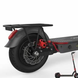 AERLANG H6 Steel Equipaje Maletero trasero para AERLANG H6 Scooter eléctrico Estante trasero Rack de scooter eléctrico