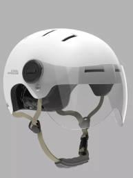 [Desde] HIMO K1 / K1M Casco de ciclismo Gafas ajustables 57-61cm Casco protector de patinaje ultraligero para bicicleta
