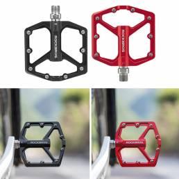 ROCKBROS K2003 1 par de pedales de bicicleta CNC de aleación de aluminio con rodamiento sellado Pedales de bicicleta ant