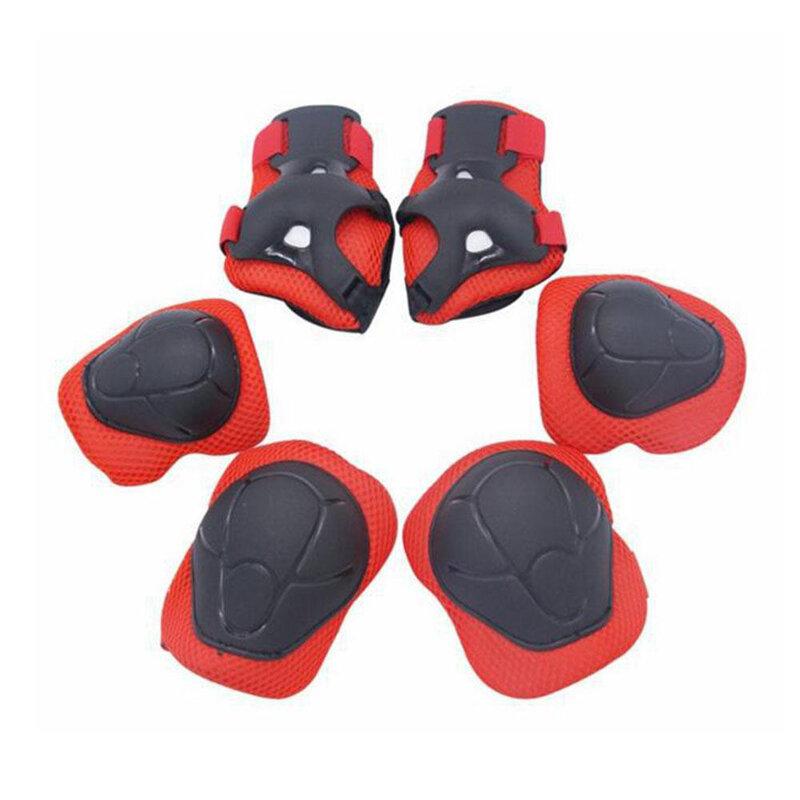 BIKIGHTEquipodeproteccióndeseguridad de los equipos de protección de los niños de los equipos de protección de los