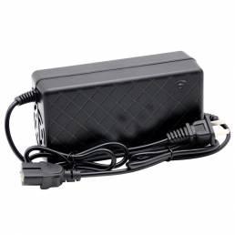BIKIGHT36V2AScooterBateríaCargador Cargador de energía Adaptador Cargador eléctrico de bicicleta