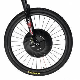 iMortor S1 700C V Freno 3.2Ah 36V 240W Motor Sin escobillas Inteligencia Rueda de bicicleta Control de la aplicación IP6