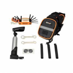 15 en 1 multifunción herramientas de reparación de montaña herramientas herramienta de la bicicleta de la bici kit de co