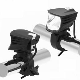 XANES XL05 Estándar alemán 1000LM T6 Alto Led Impermeable Luz delantera de bicicleta STVZO 4 modos