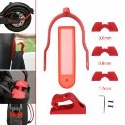 Kit de scooter para M365 M187 Pro Cubierta de tablero de instrumentos de scooter eléctrico Soporte de guardabarros Acces