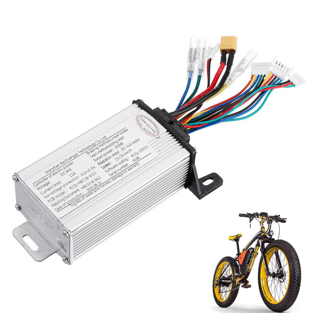 Bicicleta de montaña eléctrica motor Controladores Cepillo Controlador de velocidad para bicicleta RICH BIT TOP-022