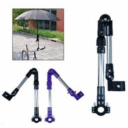Bicicleta bicicleta titular conector cochecito silla paraguas montaje soporte