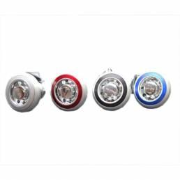 CBS-312 Cuatro Colores Coche Anillo De Acero Rueda Potencia Booster Dynamical Ball